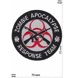 Zombie Zombie Apocalypse - Respomse Team - black