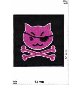 Pirat Pirate Cat - pink