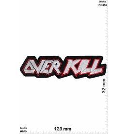 Overkill Overkill - silber - Thrash Metal Band