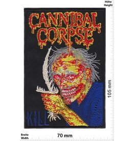 Cannibal Corpse Cannibal Corpse - HQ - Death-Metal-Band