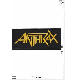 Anthrax  Anthrax  - gold - Metal-Band