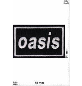 Oasis Oasis - schwarz silber