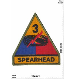 Army Spearhead - 3rd Armored Division - HQ