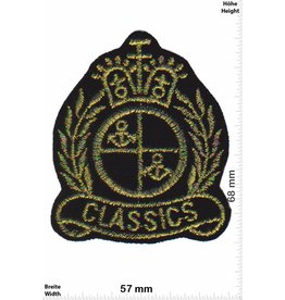 Navy Marine - Classics - gold
