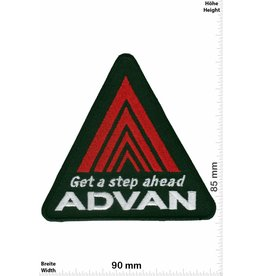 ADVAN ADVAN - get s step ahead