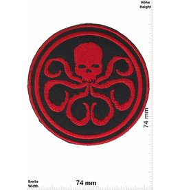 The Avengers The Avengers Hydra Evil - red