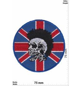 Punks Punks - Irokese - UK - Union Jack