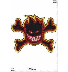 Smiley Fire Smiley - Pirat