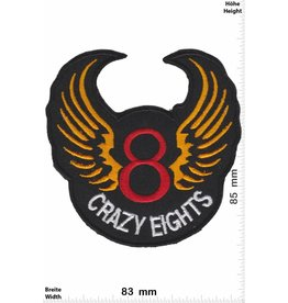 8 Ball Crazy Eights - 8 - wings