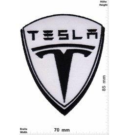 Tesla  Tesla - schwarz weiss