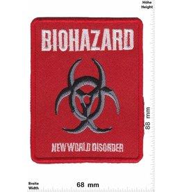 Biohazard Biohazard - New World Disorder -Hardcore Punk Metal