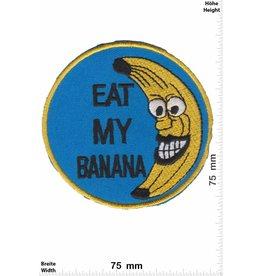 Banana Eat my Banana