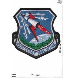 Army 451st Strategic Missile Wing - HQ