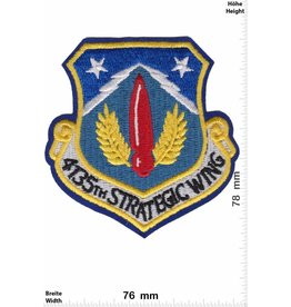 Army 4135th Strategic Wing - HQ