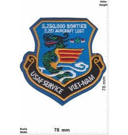 Army AF commemorative - USAF Service Vietnam - HQ