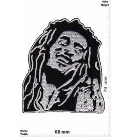 Bob Marley  Bob Marley - silver