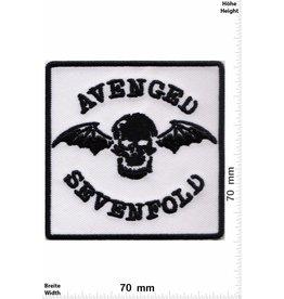 Avenged Sevenfold Avenged Sevenfold - white