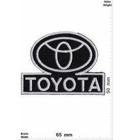Toyota Toyota - silver black Logo