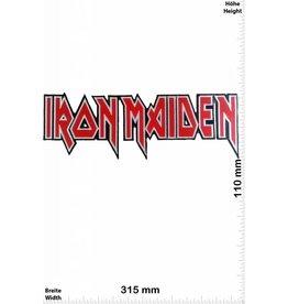 Iron Maiden IRON MAIDEN - 31 cm - BIG