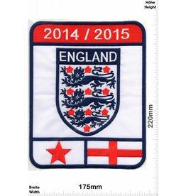 Fussball Fußball - England - 2014 / 2015 - BIG - HQ 22 cm - Scoccer - Fußball - Englische Fußballnationalmannschaft