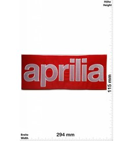 Aprilia Aprilia  - red - 29 cm  - BIG