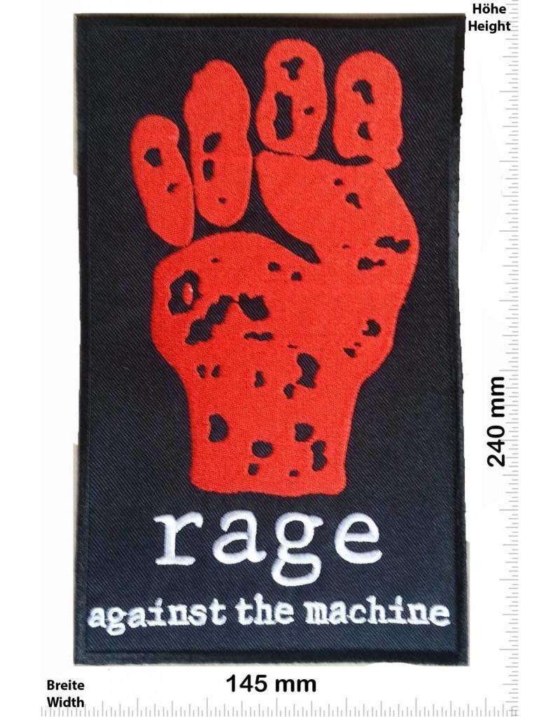 rage and the machine