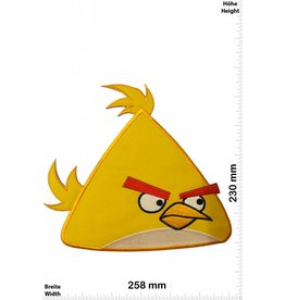 Angry Bird Angry Bird - gelb / gelb - 25 cm - BIG