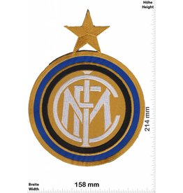 FC Inter Mailand FC Inter Mailand - 21 cm - BIGPATCH -Soccer Italy - Fußball