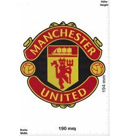 Manchester United  Manchester United - 19 cm - BIGMan United - rot Devils - Soccer UK England - Soccer Football - Fußball