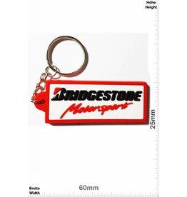 Bridgestone BRIDGESTONE  Motorsport -  rot   weiss
