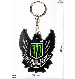 Monster Energy Monster Army -green