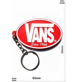 Vans Vans - Since 1966 - rot -  Streetwear