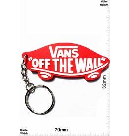 llavero vans of the wall