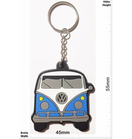 VW VW Bus - Bully - front - blau - vintage