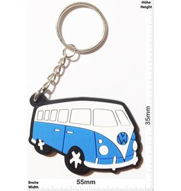 VW VW Bus - Bully - blau - vintage