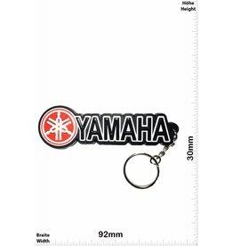 Yamaha Yamaha - Schrift -   schwarz  rot