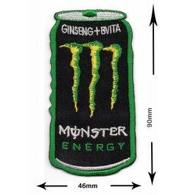 Monster Energy Drink M.  - Dose - grün