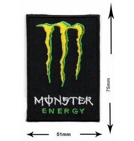 Monster Energy Drink M.  - gelb grün
