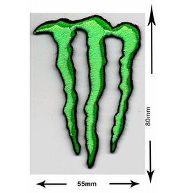 Monster Energy Drink M.  -  grün