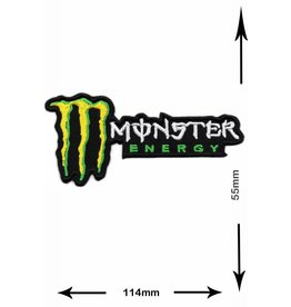 Monster Energy Drink Patches