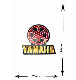 Yamaha Yamaha - 2 pieces  - metal effect - red -