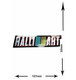 #Mix Ralli Art - 2 Stück  - Metalleffekt -