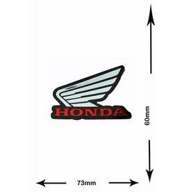 Honda HONDA - 2 Stück  - Metalleffekt -