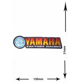 Yamaha Yamaha - Factory Racing - 2 pieces  - metal effect -