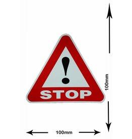 #Mix STOP  - 3 Stück  - BIG