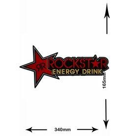 Rockstar Rockstar Energy Drink  - rot - red - 2 Stück  - BIG