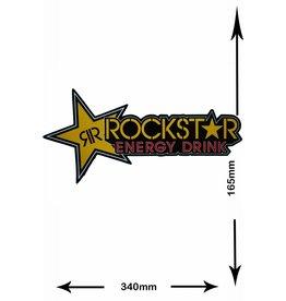 Rockstar Rockstar Energy Drink  - gelb - yellow - 2 Stück  - BIG