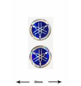 Yamaha Yamaha - 3D 2 pieces - blue