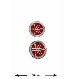 Yamaha Yamaha - 3D 2 pieces - red