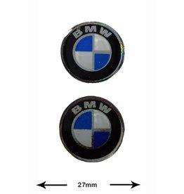 BMW BMW - 3D 2 Stück - Schwarz - black